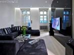 Byt U lužického semináře - obývací pokoj DSC_6151