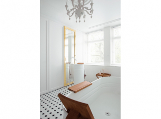 Koupelna v residenci v Tallinu od Agape