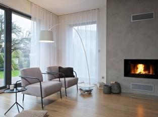 rd Barrandov - obývací pokoj