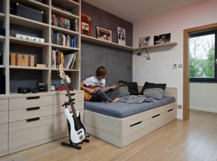 rd Barrandov - dětský pokoj