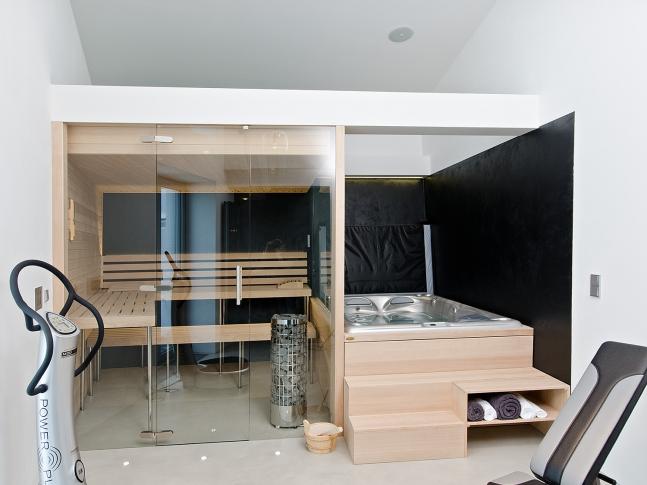 Osice / relaxační místnost Osice / relaxační místnost