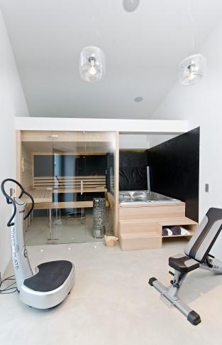 Osice / relaxační místnost