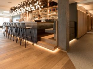Bar hotelu Edelweiss Wagrain