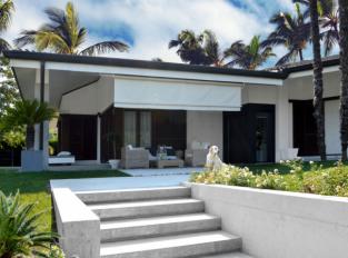 Designový beton při rekonstrukci domu