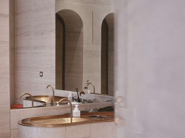 Toalety čajovny MIMO