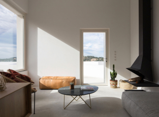 Casa Luum - obývací pokoj