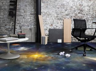Podlaha Beauflor s vlastním designem