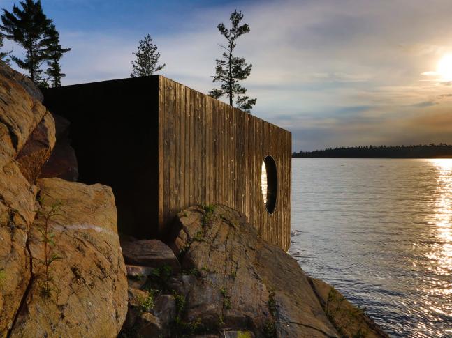 Sauna Grotto
