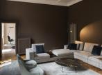 Obývací pokoj v House of Solferino