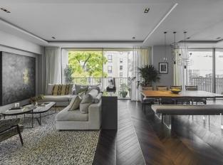 The Colyer - obývací pokoj