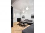 Byt Praha 1 - obývací pokoj