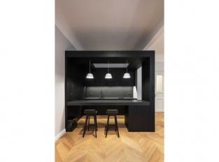 Byt Praha 1 - kuchyně