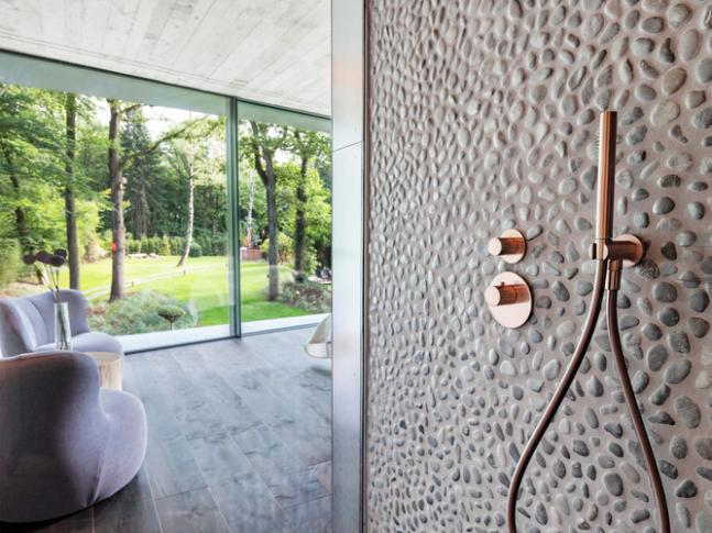 Koupelna ve Villa NEO House