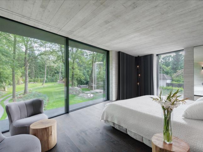 Ložnice ve Villa NEO House