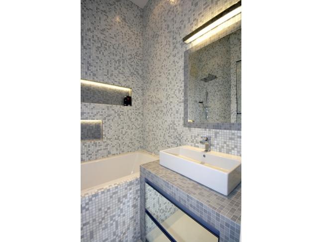 Masarykovo nábřeží 1 - koupelna Masarykovo nábřeží 1 - koupelna