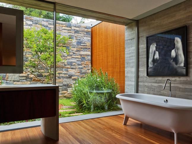 Koupelna od Agape, V4 house