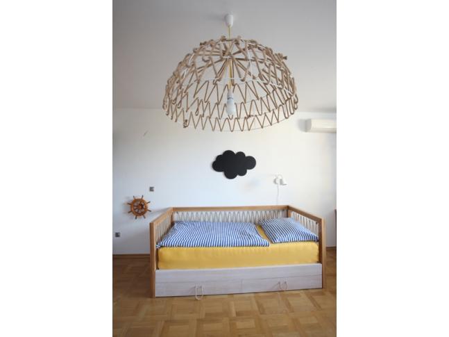 Pokoj pro Olivera Oliverova postel