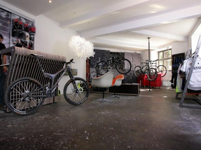 Bicycle Café Bicycle Café