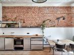 The Emerald - kuchyně