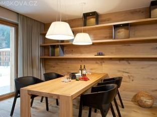 Apartmán v Krkonoších / jídelna