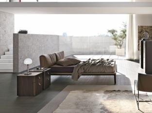 Ložnice s postelí Join