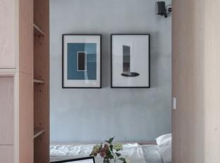 Šetření místa v Hong Kongu - ložnice