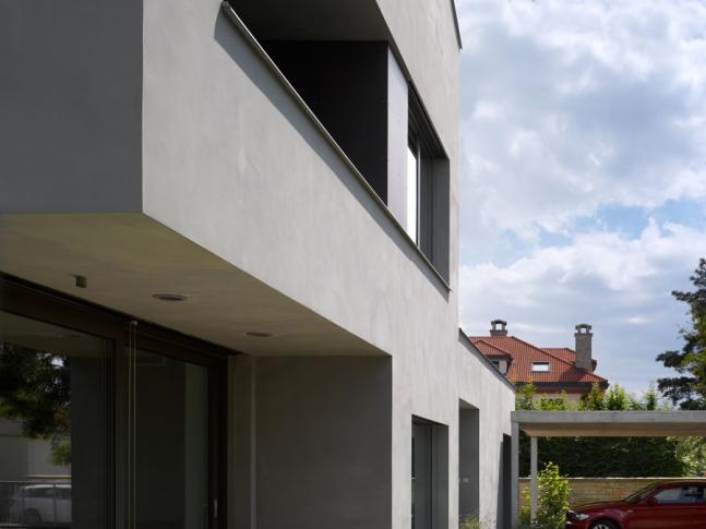 Rekonstrukce vily v Klánovicích