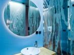 V luhu - koupelna a ložnice Koueplna Luh (2)