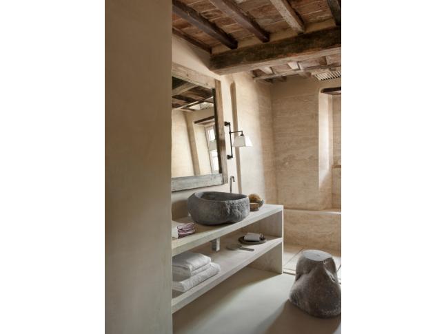 Umývarna hotelu Monteverdi