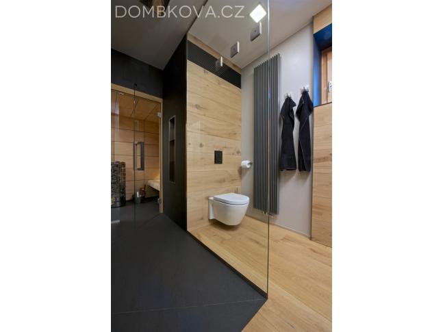 Apartmán v Krkonoších / koupelna Apartmán v Krkonoších / koupelna
