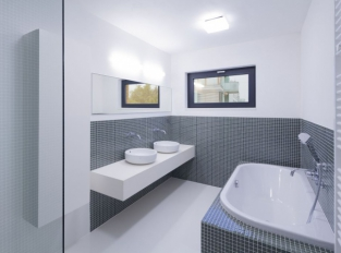 RD Černošice - koupelna