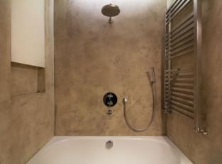 Koupelna - byt na Praze 2