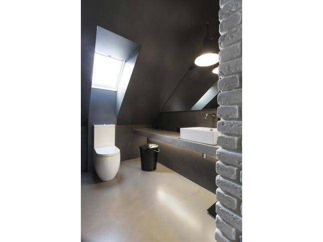 Půdní byt Krásova koupelna koupelna