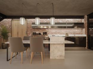 Kuchyň residence Trend v Rakousku