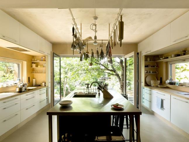 A1 House /  kuchyně