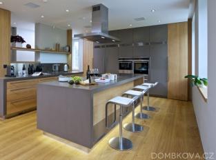Rekonstrukce vily - kuchyně