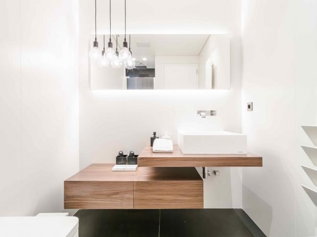 Sursock Apartment - koupelna