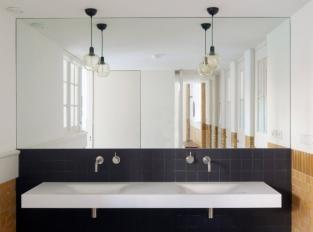 Rotterdamský loftový byt - koupelna