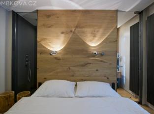 Apartmán v Krkonoších / ložnice