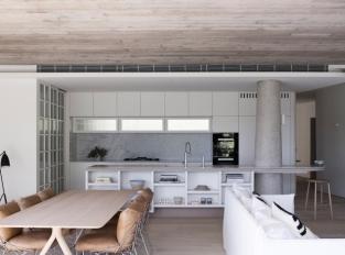 The Triplex Apartments - kuchyň