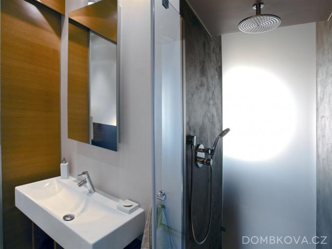 Malý byt v Břevnově / koupelna Malý byt v Břevnově / koupelna