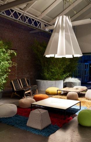 Metronome XXL / obývací pokoj