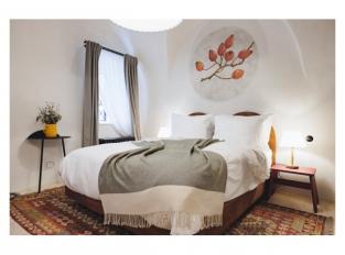 Hotelový pokoj Šípek v Monastery Garden