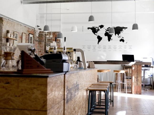 Great Coffee, Aarhus Dánsko