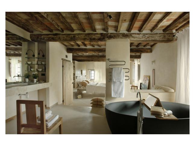 Koupelna hotelu Monteverdi