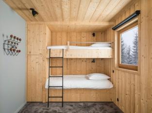 Alpine chalet - ložnice