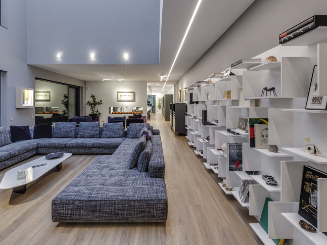 Obývací pokoj Casa Naan