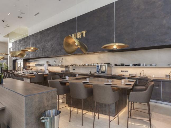 Restaurace hotelu Hilton Diagonal Mar