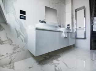 Koupelna v La Dolce Vita