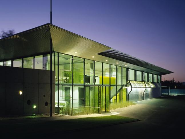 Sídlo firmy Neomed